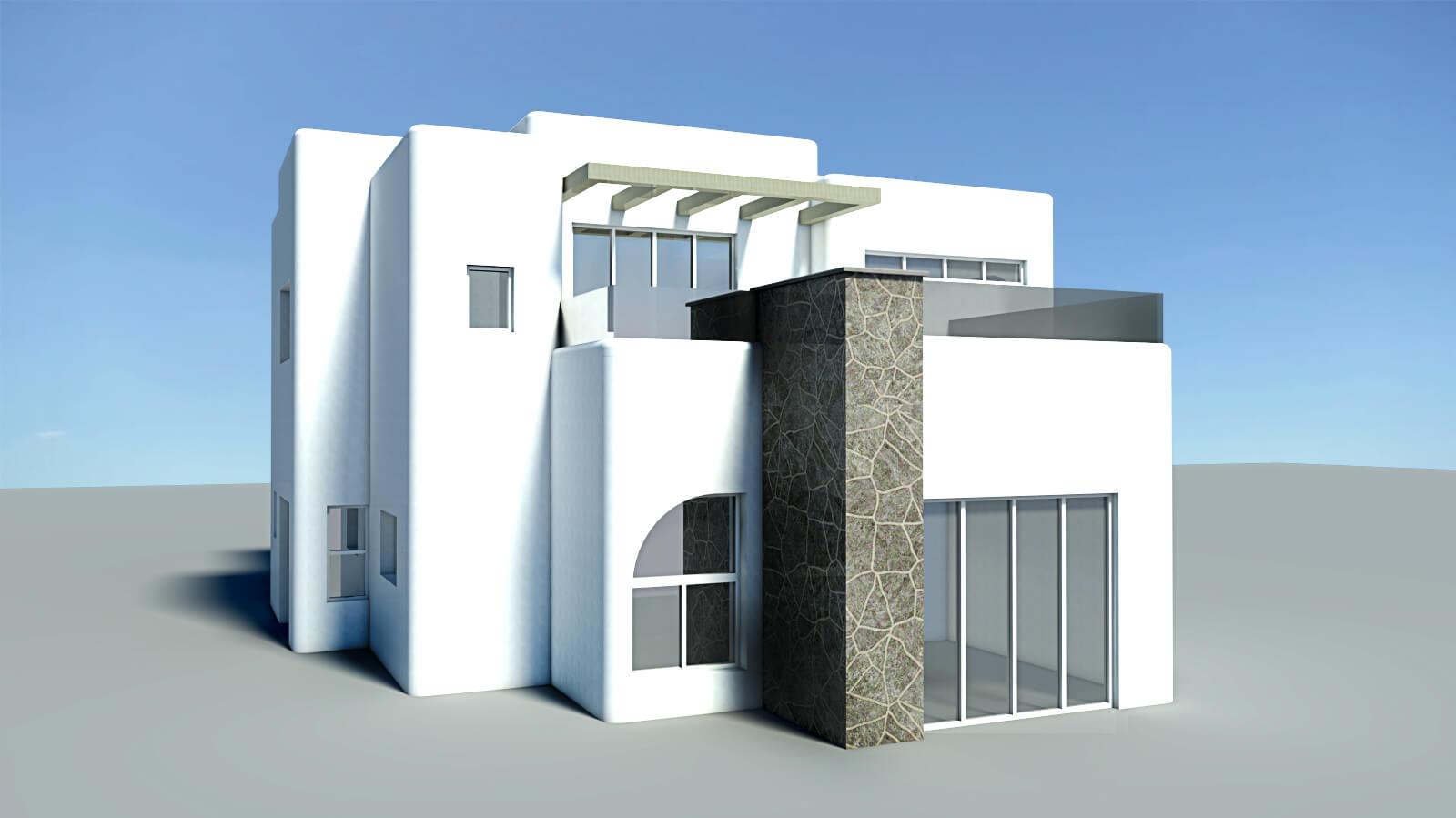 תוספת בניה לבית קיים